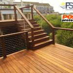6x6 Deck Posts with Post Protector First State II