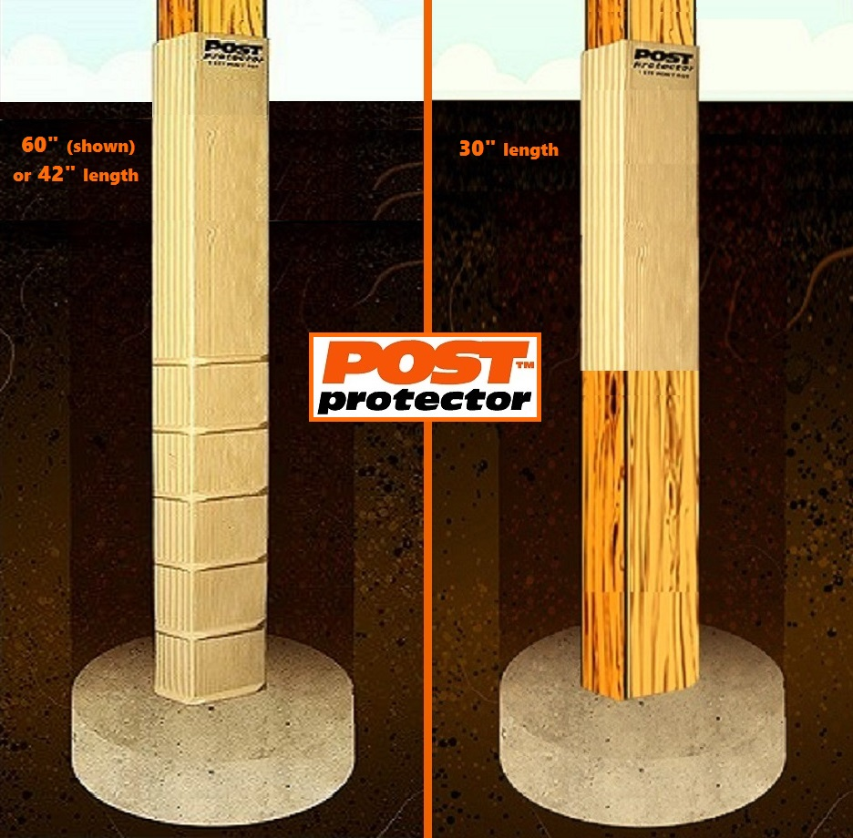 Post Protector / Grade Guard Post Decay Protection